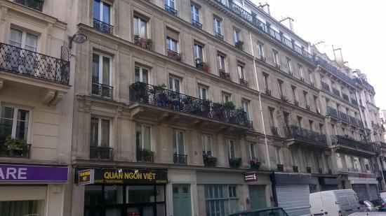 Hotel De Roubaix Photo