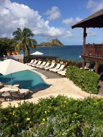 Cap Estate, St. Lucia: main pool