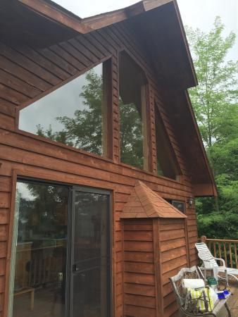 Andrews, Carolina del Norte: Front deck