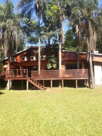 Jardin America, Argentina: Um ambiente rústico e confortável