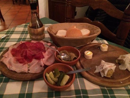 Molina di Faggeto Lario, Italia: Antica Hosteria Molina