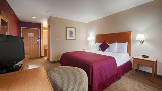 Caldwell, ID: lodging room