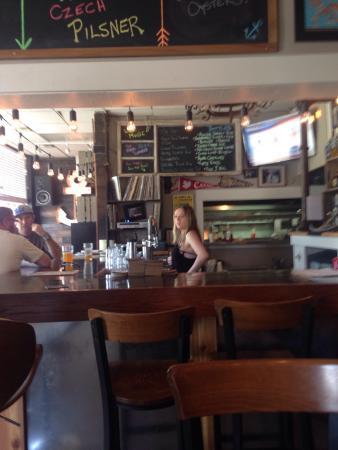 Centennial Beach Cafe Uptown