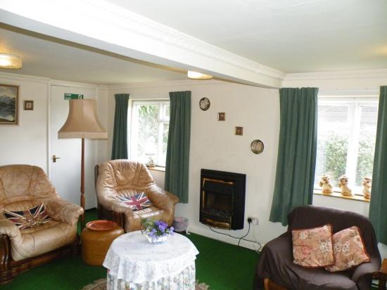 Tenterden, UK: The White Cottage