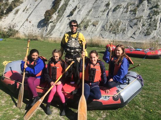 Mangaweka, Nouvelle-Zélande : Family friendly