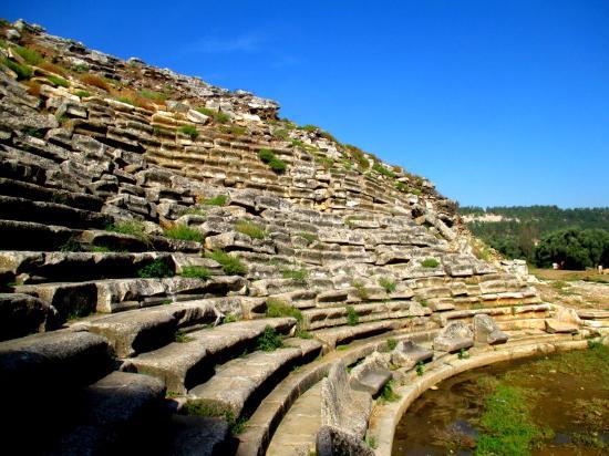 Yatagan, Turkey: Stratonikeia Antik Sehri