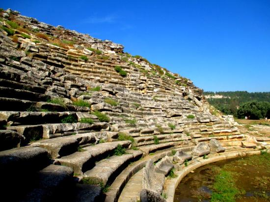 Yatagan, ตุรกี: Stratonikeia Antik Sehri