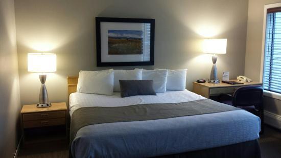 คิลลิงตัน, เวอร์มอนต์: Single king bed