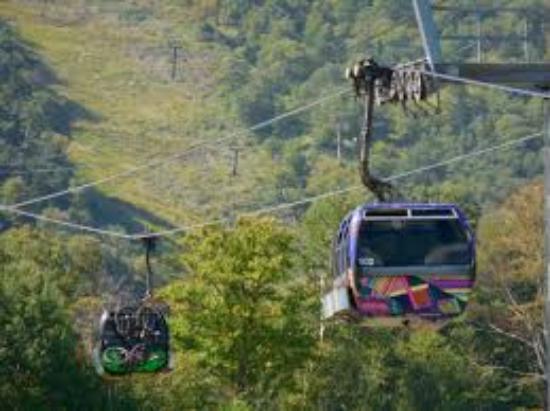คิลลิงตัน, เวอร์มอนต์: Take a ride up to Killington Peak