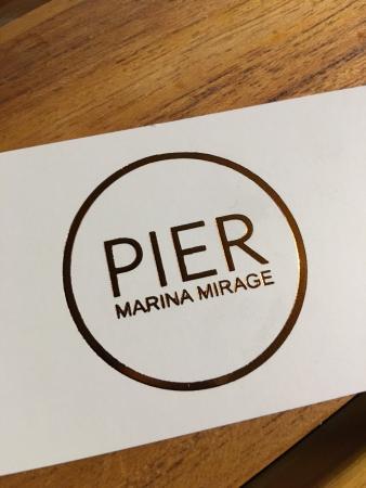 Pier Marina Mirage