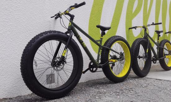 Velivelo: location de Fat Bike à Saint Jean de Monts
