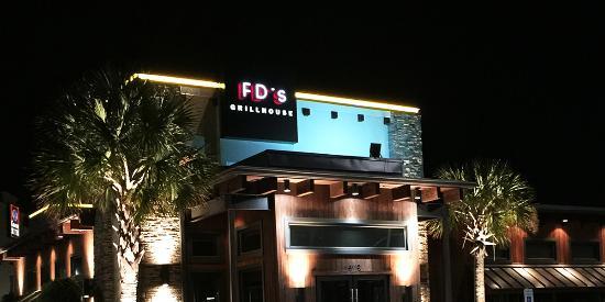 Pflugerville, TX: FD's GRILLHOUSE