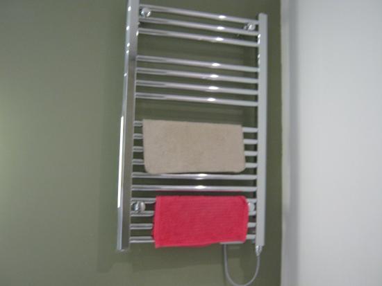 Heated Towel Rack A European Luxury Picture Of Citadines