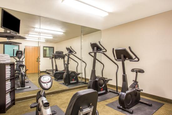 Hawthorn Suites by Wyndham Tempe/mesa/phoenix Area: Fitness Room