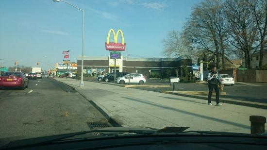Springfield Gardens, NY: McDonald's