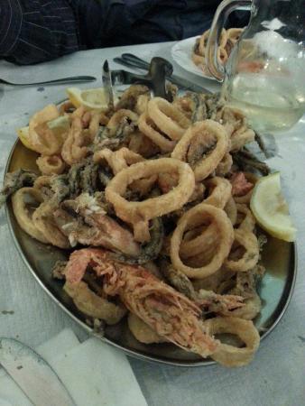 Primi piatti di pesce   foto di ristorante trattoria la lanterna ...