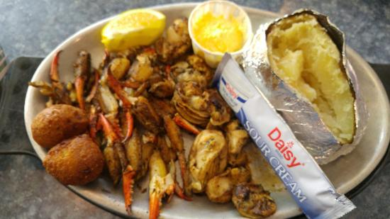Seafood Restaurants Biloxi Mississippi Best
