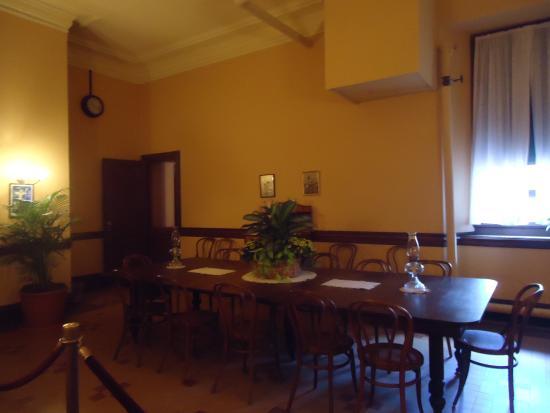 Biltmore Estate: Servantu0027s Dining Room