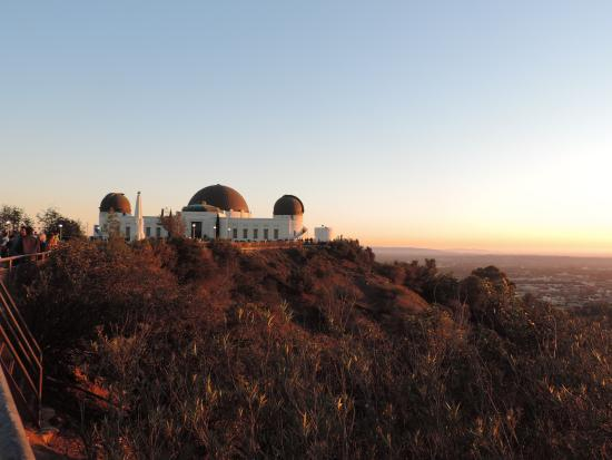The Periodic Table Picture Of Griffith Observatory Los Angeles