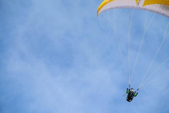 Paraglide Moab