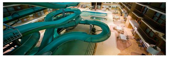 Medicine Hat, Kanada: Waterpark