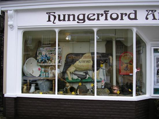 Hungerford Arcade Antiques and Collectables