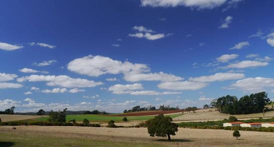 Deloraine, Avustralya: On the way to Liffey Falls