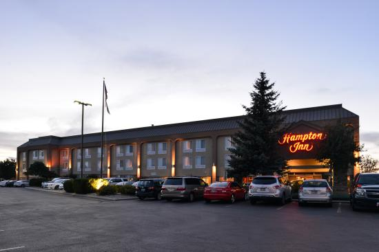 Hampton Inn Idaho Falls At the Mall