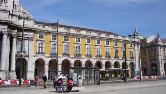 Alface hostel lisboa lisbonne portugal voir les for Hotels 4 etoiles lisbonne
