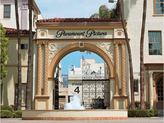 Paramount Pictures - Studio Tours