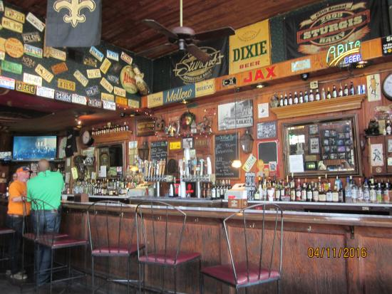 yep its a hole old point bar new orleans traveller reviews rh tripadvisor ca