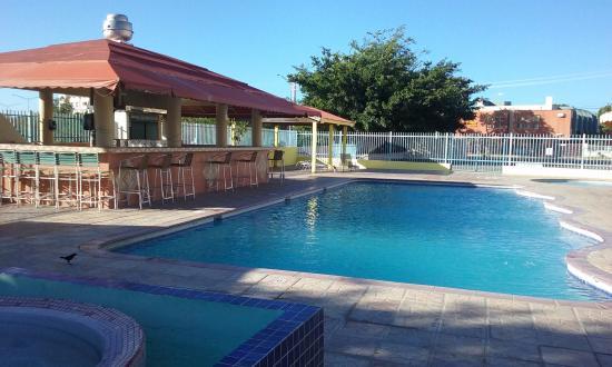 WesternBay Boqueron Beach Hotel: La piscina