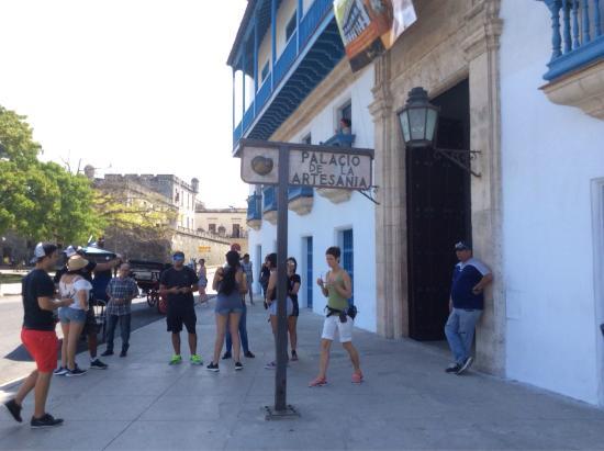 Palacio de la Artesania