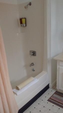 Brookings, Oregón: clean bathrooms