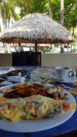 Mayan Princess Beach & Dive Resort: 20160420_081247_large.jpg