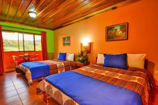 Hotel Cipreses Monteverde Costa Rica: Standard Deluxe