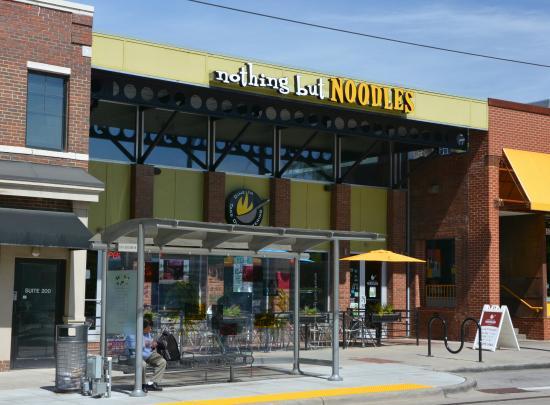 nothing but noodles charlotte 1605 elizabeth ave menu prices rh tripadvisor com