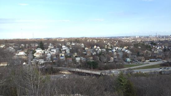 Medford, MA: Wright's Tower