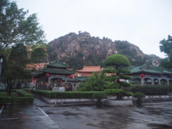 Queshi Scenic Resort : Temple