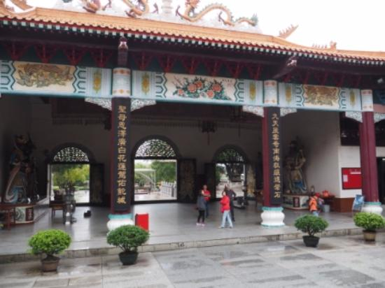 Shantou, China: Temple