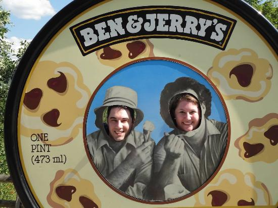 Waterbury, VT: Ben & Jerry's