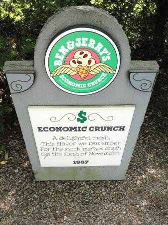 Waterbury, Vermont: Ben & Jerry's