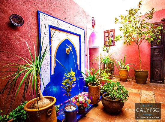 nice hotel in the middle of marrakech review of riad calypso rh tripadvisor co za