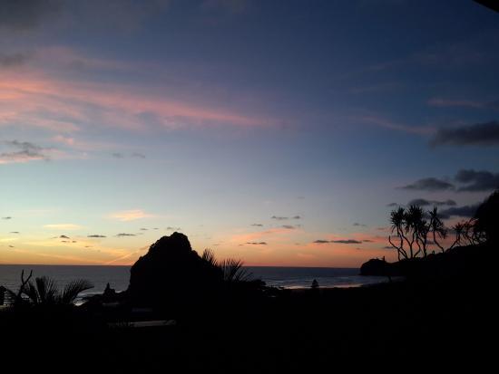 Piha, Nowa Zelandia: Sunsets