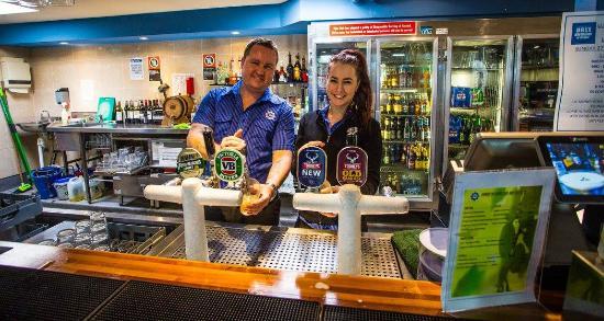 Swansea, ออสเตรเลีย: Friendly Staff