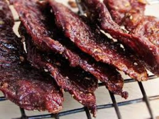 Увита, Коста-Рика: #Beef #Jerky #spicy #teriyaki