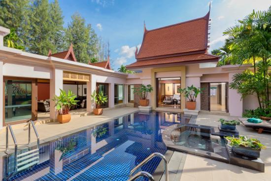 Grand Two Bedroom Pool Villa Picture Of Banyan Tree Phuket Thalang District Tripadvisor