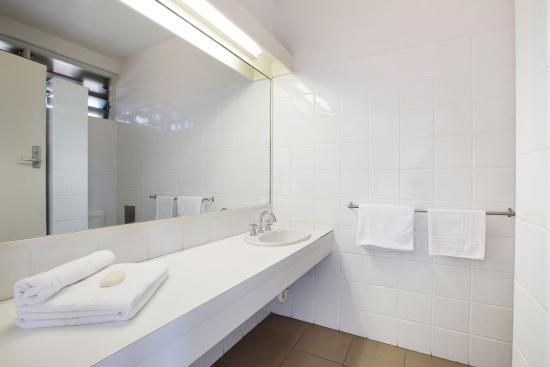 Seaford, Australia: Guest Room Bathroom