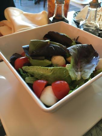 Cranston, RI: A simple but delicious salad
