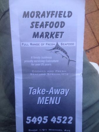 Morayfield Seafood Markets